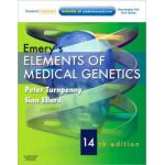 Emery's Elements of Medical Genetics (with STUDENT CONSULT Online Access)