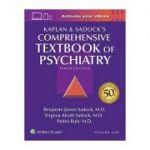 Kaplan and Sadock's Comprehensive Textbook of Psychiatry, 2-Volume Set