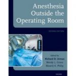Anesthesia Outside the Operating Room