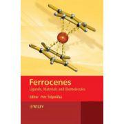 Ferrocenes: Ligands, Materials and Biomolecules