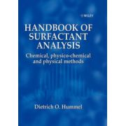 Handbook of Surfactant Analysis: Chemical, Physico-chemical and Physical Methods