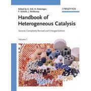 Handbook of Heterogeneous Catalysis, 8 Volumes