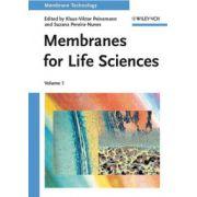 Membrane Technology: Volume 1: Membranes for Life Sciences