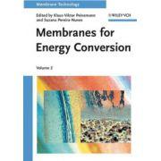 Membrane Technology: Volume 2: Membranes for Energy Conversion