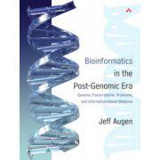 Bioinformatics in the Post-Genomic Era: Genome, Transcriptome, Proteome, and Information-Based Medicine