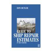 Guide to Ship Repair Estimates (in Man Hours)