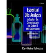 Essential Oils Analysis by Capillary Gas Chromatography and Carbon-13 NMR Spectroscopy