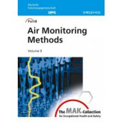 MAK-Collection for Occupational Health and Safety: Part III: Air Monitoring Methods, Volume 9