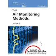 MAK-Collection for Occupational Health and Safety: Part III: Air Monitoring Methods, Volume 10