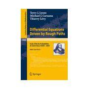 Differential Equations Driven by Rough Paths, Ecole d'Eté de Probabilités de Saint-Flour XXXIV-2004