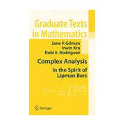 Complex Analysis, In the Spirit of Lipman Bers
