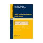 Sharp Real-Part Theorems, A Unified Approach
