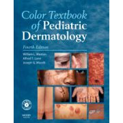 Color Textbook of Pediatric Dermatology (with CD-ROM)