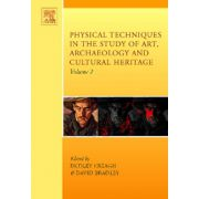 Physical Techniques in the Study of Art, Archaeology and Cultural Heritage Volume 2