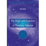 Origin and Evolution of Planetary Nebulae