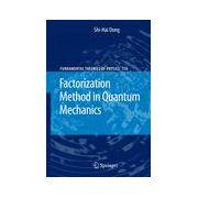 Factorization Method in Quantum Mechanics