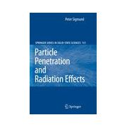 Particle Penetration and Radiation Effects: General Aspects and Stopping of Swift Point Charges