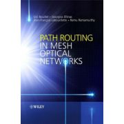 Path Routing in Mesh Optical Networks