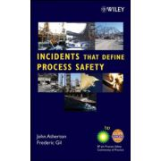Incidents That Define Process Safety