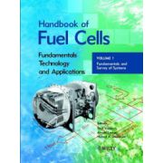 Handbook of Fuel Cells: Fundamentals, Technology, Applications, 4-volume set