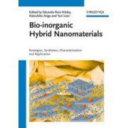 Bio-inorganic Hybrid Nanomaterials: Strategies, Syntheses, Characterization and Applications