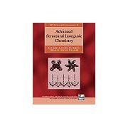 Advanced Structural Inorganic Chemistry