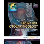 Operative Otolaryngology: Head and Neck Surgery, 2-Volume Set