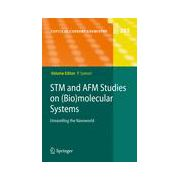 STM and AFM Studies on (Bio)molecular Systems: Unravelling the Nanoworld