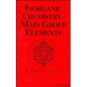 Inorganic Chemistry of Main Group Elements