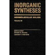 Inorganic Syntheses, Volume 30, Nonmolecular Solids