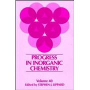 Progress in Inorganic Chemistry, Volume 40