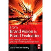From Brand Vision to Brand Evaluation, The strategic process of growing and strengthening brands