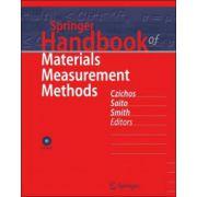 Springer Handbook of Materials Measurement Methods