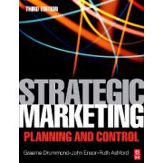Strategic Marketing, Planning and Control