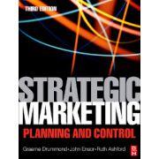 Strategic Marketing, Planning and Control