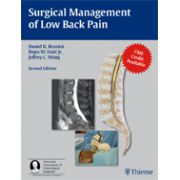 Surgical Management of Low Back Pain