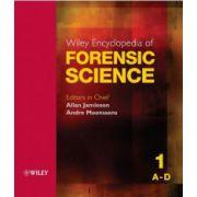 Wiley Encyclopedia of Forensic Science: 4-Volume Set