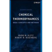 Chemical Thermodynamics: Basic Concepts and Methods