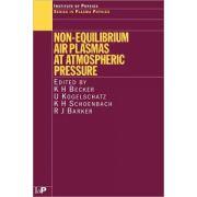 Non-Equilibrium Air Plasmas at Atmospheric Pressure
