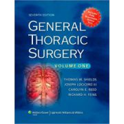 General Thoracic Surgery, 2-Volume Set Plus Companion Website