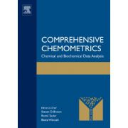 Comprehensive Chemometrics, Four-Volume Set Volume 1-4, Chemical and Biochemical Data Analysis