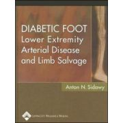 Diabetic Foot, Lower Extremity Arterial Disease and Limb Salvage