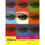 Putterman's Cosmetic Oculoplastic Surgery (with DVD)