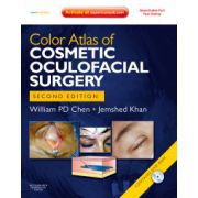 Color Atlas of Cosmetic Oculofacial Surgery (with DVD)