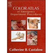 Color Atlas of Emergency Department Procedures