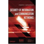 Security of Information and Communication Networks