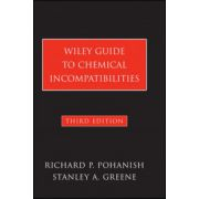 Wiley Guide to Chemical Incompatibilities