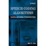 Speech Coding Algorithms: Foundation and Evolution of Standardized Coders