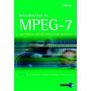 Introduction to MPEG-7: Multimedia Content Description Interface