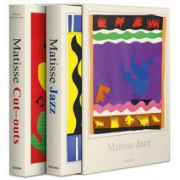 Henri Matisse, Cut-outs. Drawing With Scissors, 2-Volume Set